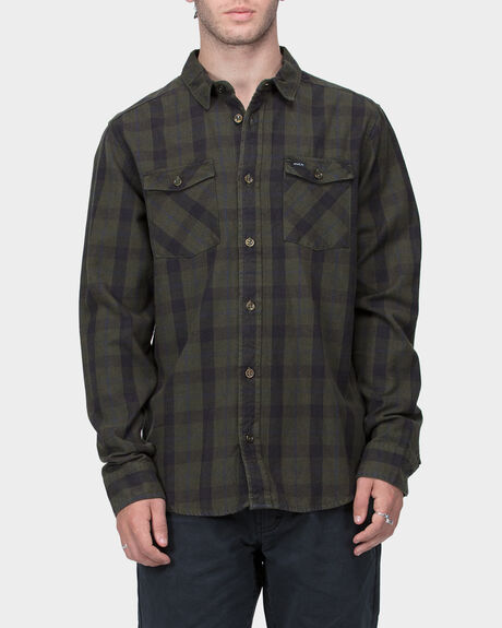 TREETS LONG SLEEVE SHIRT