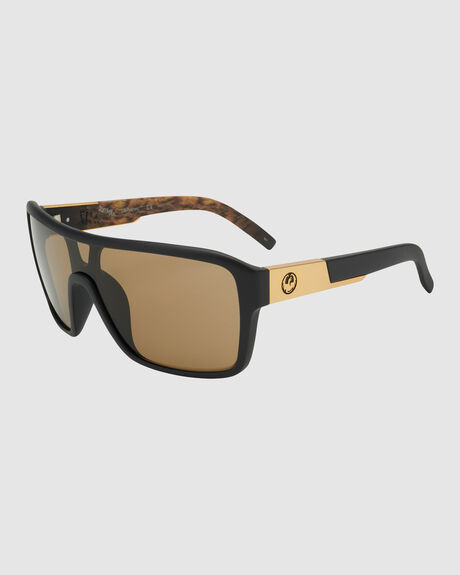 REMIX LL MATTE BLACK LYNXXX SUNGLASSES