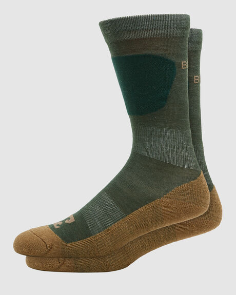 COMPASS MERINO MENS SOCKS