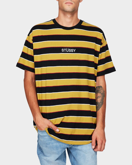 BOLD YD STRIPE SHORT SLEEVE TEE