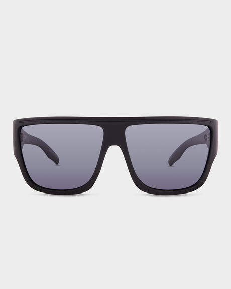 CREW MATT BLACK POLARIZED
