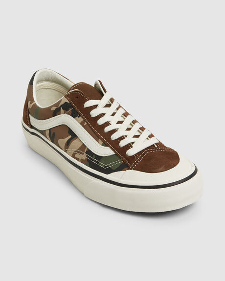 STYLE 36 SF NOMAD CAMO MARSHMELLOW SKATE SHOE