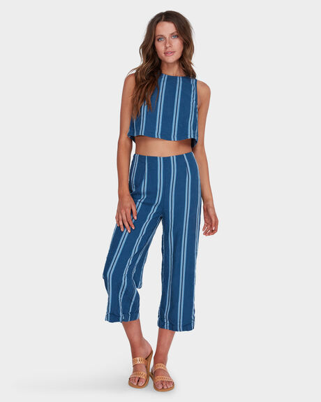 WAVELINE STRIPE PANT
