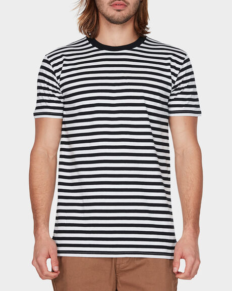 MEN'S STAPLE TEE STRIPE
