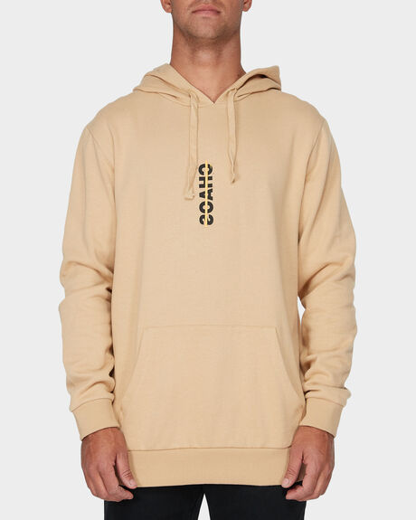 CHAOS PULLOVER HOODIE