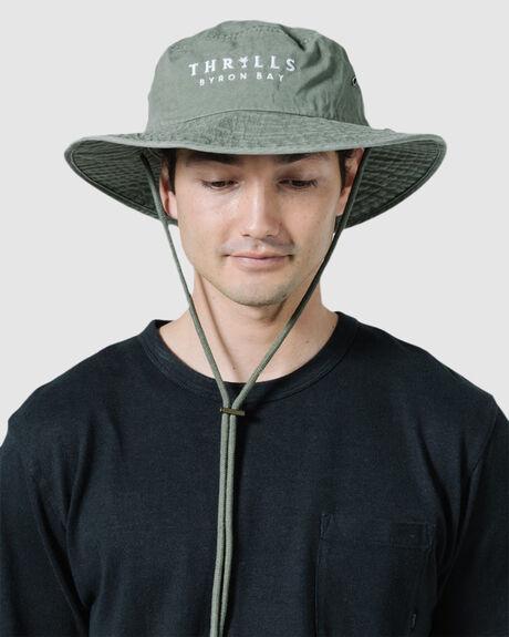 PALMED THRILLS BOONIE HAT - AR