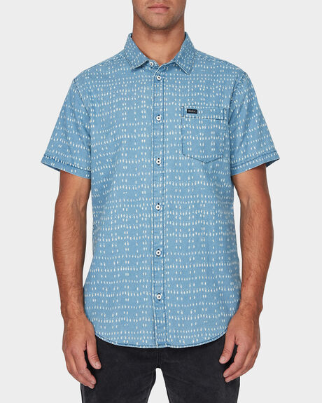 NAKAMA DOT SHORT SLEEVE SHIRT
