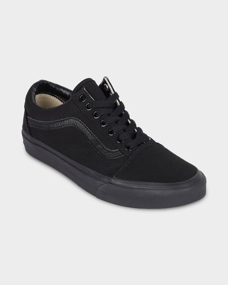 OLD SKOOL VANS BLACK/BLACK SHOE