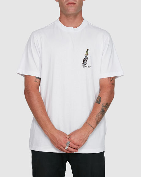 MENS FRANK KNIVES SHORT SLEEVE TEE