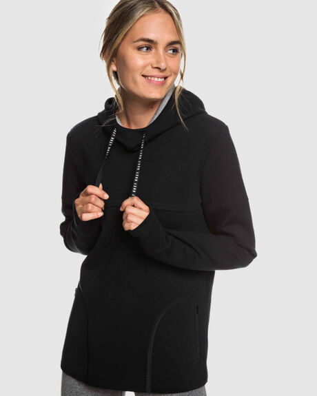 ECHOES OF SILENCE BONDED TECHNICAL HOODIE