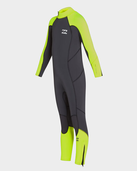 BOYS ABSOLUTE - 302 BACK ZIP FULL SUIT