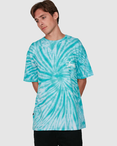 INTERNATIONAL TIEDYE SS TEE