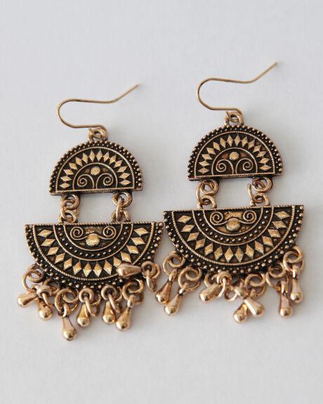 BOHO EARRINGS - GOLD