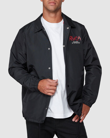 MENS BERNI COACHES JACKET