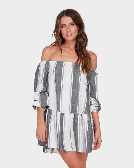 HOLLYWOOD STRIPE DRESS