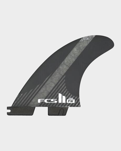 FCS II FW PC CARBON BLACK LARG