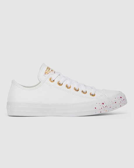 CT SPECKLED LOW WHT