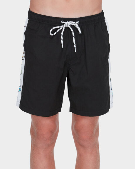 ELECTRO YOUTH BEACH SHORT