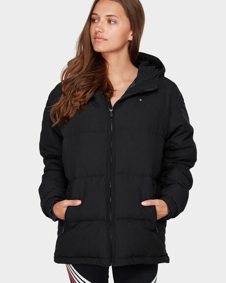 CLASSIC DOWN JACKET BLACK
