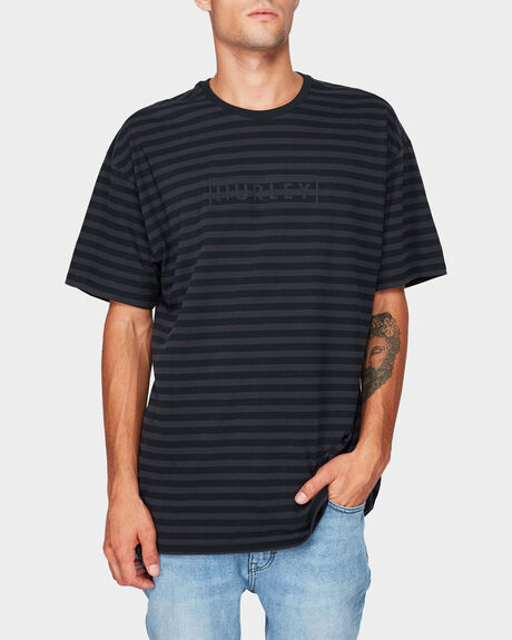 DF 0NE AND 0NLY STRIPE TOP TEE
