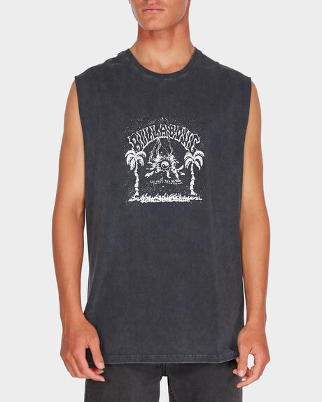 SPACE STORM MUSCLE TEE