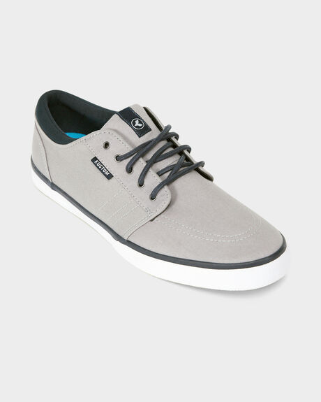KUSTOM REMARK 2 GREY NAVY SHOE