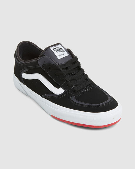 ROWLEY CLASS 66/99/19 BLK/RED