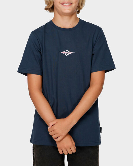 BOYS CUT DIAMOND TEE