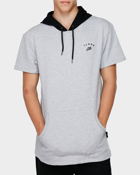 NEVER HOODED TEE