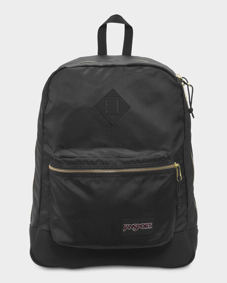 SUPER FX BACKPACK - BLACK / GOLD