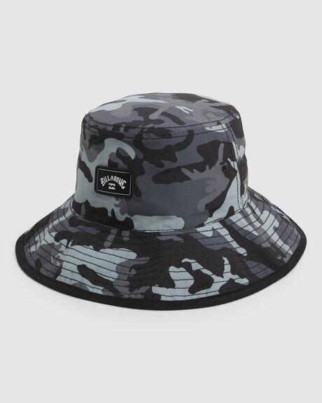 GROMS DIVISION REVERSIBLE HAT