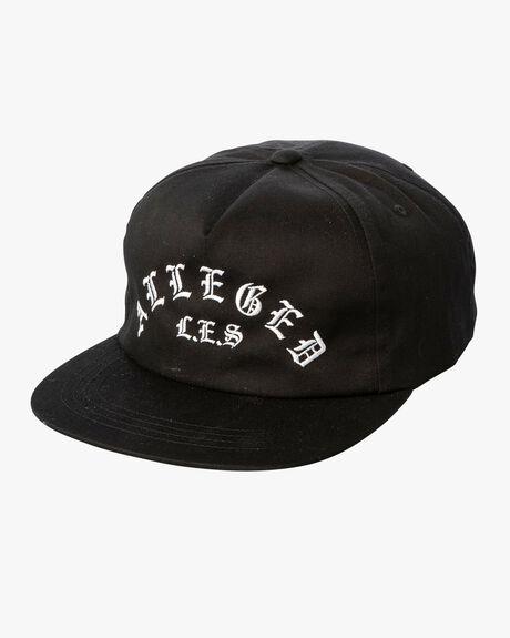 ALLEGED LES HAT