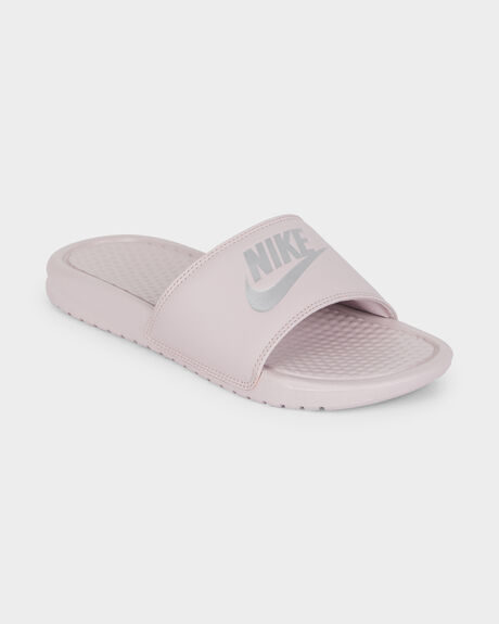 WOMENS NIKE BENASSI JUST DO IT SLIDE