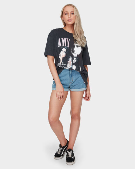 AMY WINEHOUSE ENZYME TEE