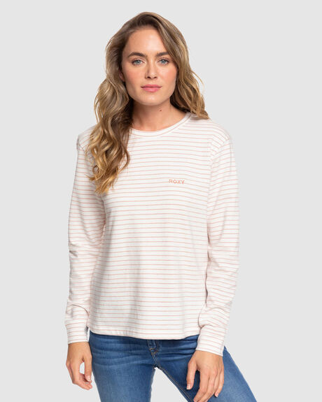 WOMENS SOBRE EL MAR LONG SLEEVE T SHIRT