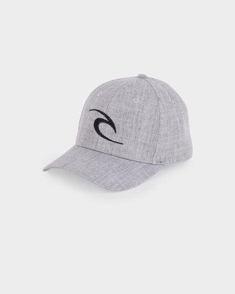 CORP SNAP CURVE PEAK CAP