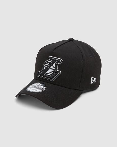 940AF LA LAKERS SNAP BACK CAP