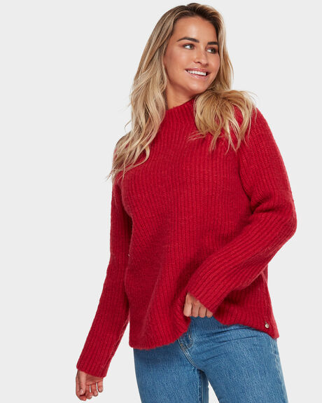 CASUAL LIFESTYLE KNITTED JUMPER