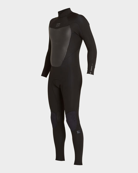 ABSOLUTE COMP FLAT LOCK BACK ZIP LONG SLEEVE FULL SUIT