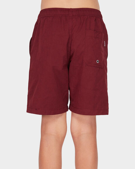 YOUTH SALTY DOG BEACH SHORT