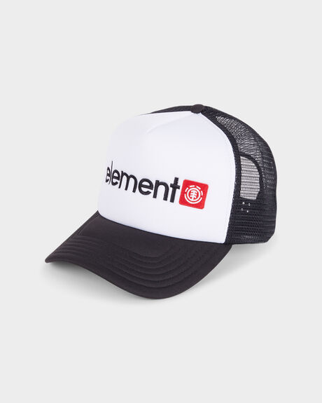 HORIZONTAL TRUCKER CAP