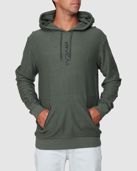 DOWN THE LINE PULLOVER
