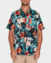 MONTAGUE FLORAL SHORT SLEEVE SHIRT