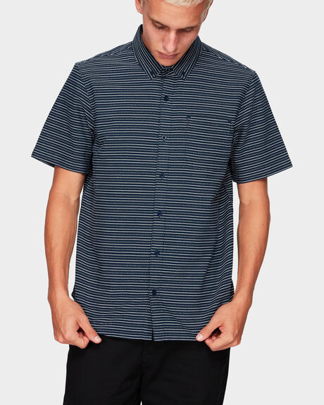 SEVILLE WASHED SS SHIRT