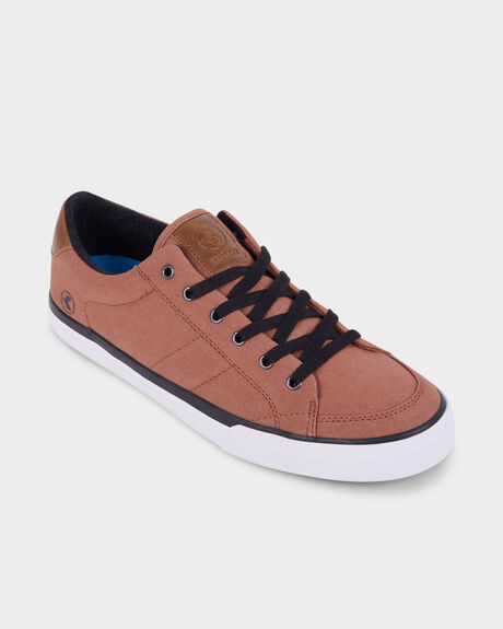 KRAMER MID TAN SHOE