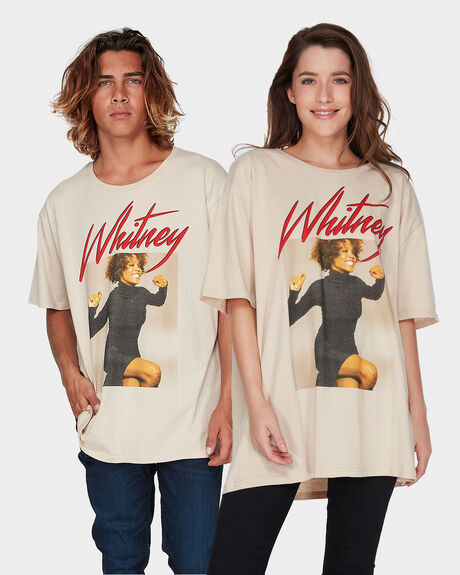WHITNEY SOLID TEE