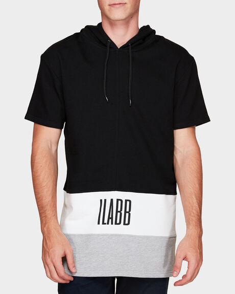 BANK HOODED TEE