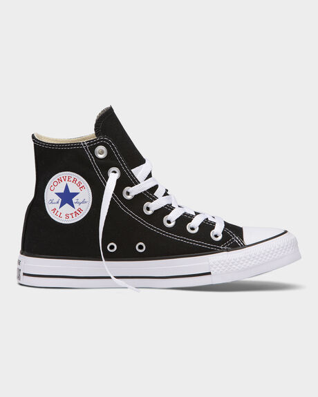 CONVERSE CHUCK TAYLOR ALL STAR BLACK/WHITE HI TOP