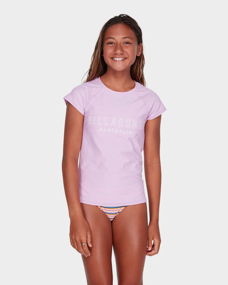 TEEN WHITE WATER RASH VEST