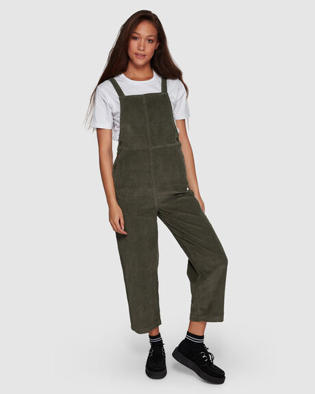 PLUSHED OUT OVERALL